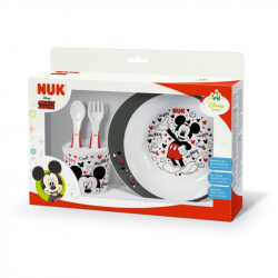 NUK® σετ εκμάθησης φαγητού Disney Mickey