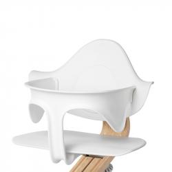 Μπάρα ασφαλείας για καρέκλα Nomi Mini White