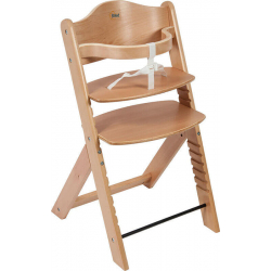 Fillikid ξύλινη καρέκλα φαγητού Max Nature