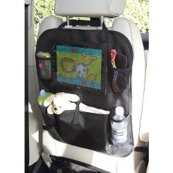 Clippasafe πολυθήκη πλάτης καθίσματος αυτοκινήτου με θήκη για τάμπλετ