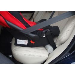 Ανυψωτική μπάρα Clippasafe για βρεφικό κάθισμα αυτοκινήτου με αντίθετη φορά