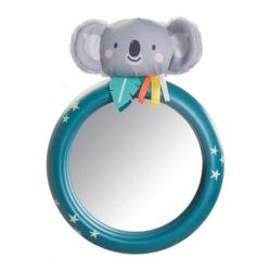 Taf toys καθρέφτης ασφαλείας αυτοκινήτου Kimmy the Koala με λούτρινο παιχνίδι