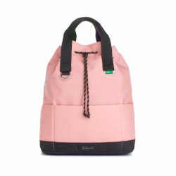 Τσάντα - αλλαξιέρα Babymel™ Top 'n' Tail Eco Rose