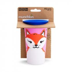 Munchkin κύπελο Miracle® 360° WildLove Sippy Fox 266 ml