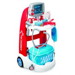 Ιατρικό τρόλεϊ πρώτων βοηθειών Smoby