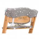 Fillikid μαξιλάρια ξύλινης καρέκλας φαγητού Max Stars σετ των 2