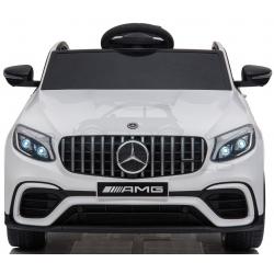 Ηλεκτροκίνητο αυτοκίνητο SKORPION WHEELS Mercedes Benz GLC 63S AMG Original 12V
