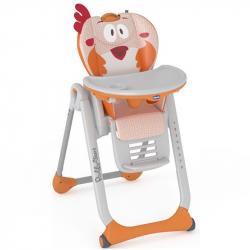 Chicco καρέκλα φαγητού Polly 2 Start Fancy Chicken