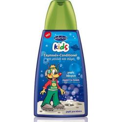 Adelco kids σαμπουάν - conditioner 300 ml