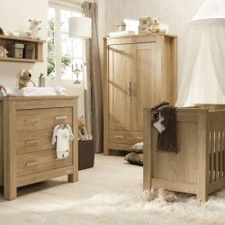 Μπαούλο παιχνιδιών Charnwood by BabyStyle® Bordeaux Oak