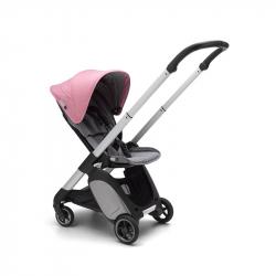 Σετ αξεσουάρ καροτσιού Bugaboo Ant Style Set Grey - Pink Melange