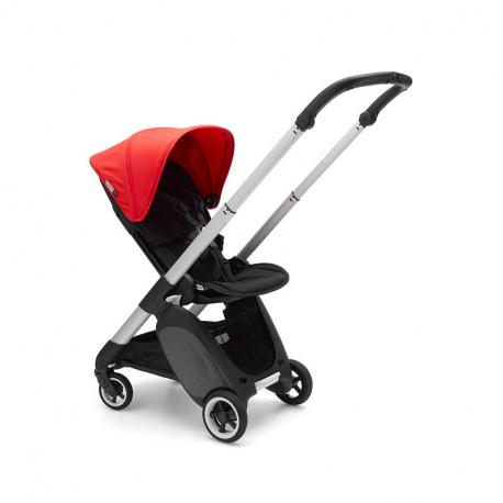 Σετ αξεσουάρ καροτσιού Bugaboo Ant Style Set Black - Neon Red