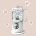 Kiwy φορητή πολυσυσκευή παρασκευής βρεφικής τροφής Baby Kitchen Columbus Plus