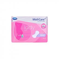 Σερβιέτες λοχείας HARTMANN Moli Care® Premium Lady Pads Maxi