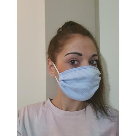 Nona Bebe υποαλλεργικές μάσκες πολλαπλών χρήσεων σετ των 2