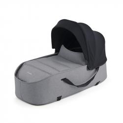 Port-bebe Bumprider Connect Grey Melange