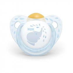 NUK® πιπίλα Tredline Baby Blue μέγεθος 1 (0-6M)