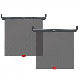 Brica® for munchkin® πτυσσόμενη ηλιοπροστασία αυτοκινήτου Sun Safety™, σετ των 2