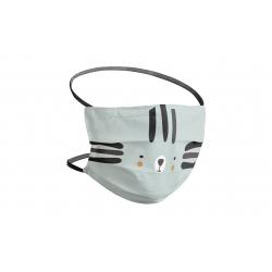X-treme BABY παιδικές υφασμάτινες μάσκες προστασίας Grey Bear 3-11 ετών