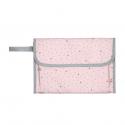 My Bags θήκη - αλλαξιέρα Leaf Pink