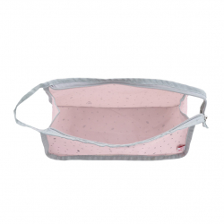 My Bags νεσεσέρ καλλυντικών Leaf Pink