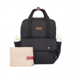 Τσάντα - αλλαξιέρα Babymel™ Georgi Eco Convertible Black