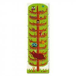 Επιτραπέζιο παιχνίδι μνήμης χαρούμενο δέντρο Janod