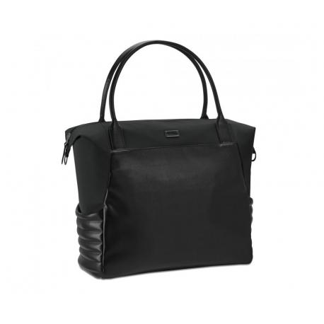 Τσάντα - αλλαξιέρα καροτσιού Cybex Platinum Priam Deep Black