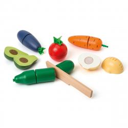 Ξύλινα λαχανικά κομμένα Oxybul iMAGibul