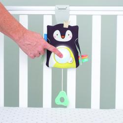 Κρεμαστό παιχνίδι δραστηριοτήτων Taf toys Prince the Penguin