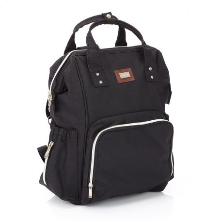 Τσάντα - αλλαξιέρα πλάτης Fillikid Black
