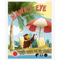 Κάρτες παρατηρητικότητας Odd Button By Oikopen Hawk's Eye
