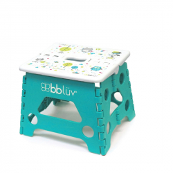 BBluv® πτυσσόμενο σκαλάκι Step Aqua