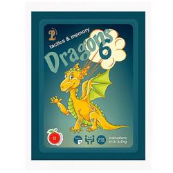 Επιτραπέζιο με κάρτες Odd Button By Oikopen Dragons 6