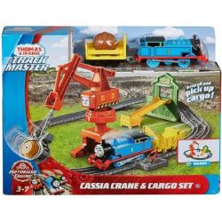Σετ Μεταφορές με την Κάσια τον γερανό Fisher-Price® Thomas & Friends GHK83