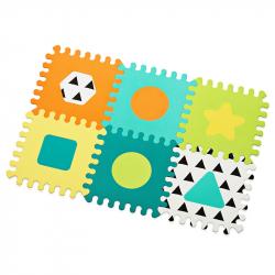 Μαλακό παζλ δαπέδου Infantino® Soft Foam Puzzle Mat™