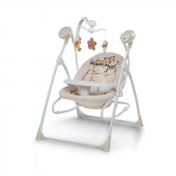 Κούνια - ριλάξ FoppaPedretti Carillon Baby Tiger