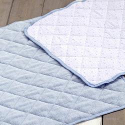 Στρώμα - αλλαξιέρα NIMA Bebe Snuggle Blue 55 x 75 cm
