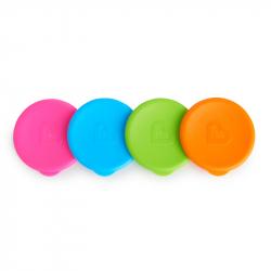 Munchkin προστατευτικά καπάκια για κύπελλα Miracle® 360° σετ των 4