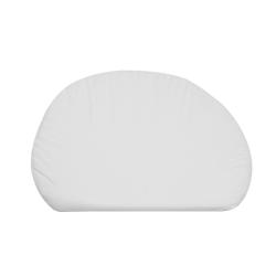 Αντιολισθητικο μαξιλάρι ασφαλείας για port-bebe JUSTbaby White