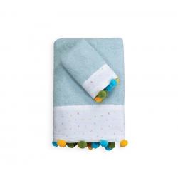 Πετσέτες Nef-Nef Homeware Louna Park σετ των 2