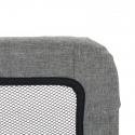 Προστατευτική μπάρα κρεβατιού Fillikid Plus Dark Grey 135 cm