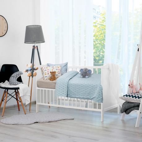 Κουβέρτα ανάγλυφη Das® baby Relax 110 x 150 cm