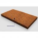 Στρώμα λίκνου GRECO STROM Ιόλη με ύφασμα ζακάρ βαμβακερό (έως 50x90cm)
