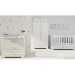 Κρεβάτι Bellamy Ines Elegant White