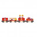 Τρένο πυροσβέστες Janod