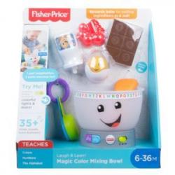 Εκπαιδευτικό μπολ ζαχαροπλαστικής Fisher-Price® GMX47