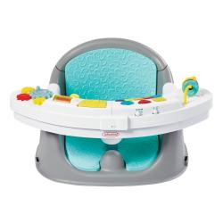 Κάθισμα δραστηριοτήτων Infantino® Music & Lights 3-in-1 Discovery Seat & Booster