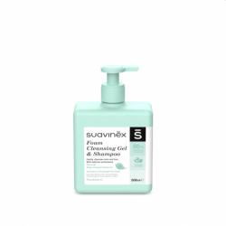 Suavinex αφρόλουτρο - σαμπούαν 500 ml