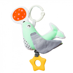 Κουδουνίστρα Taf toys Star the Seal